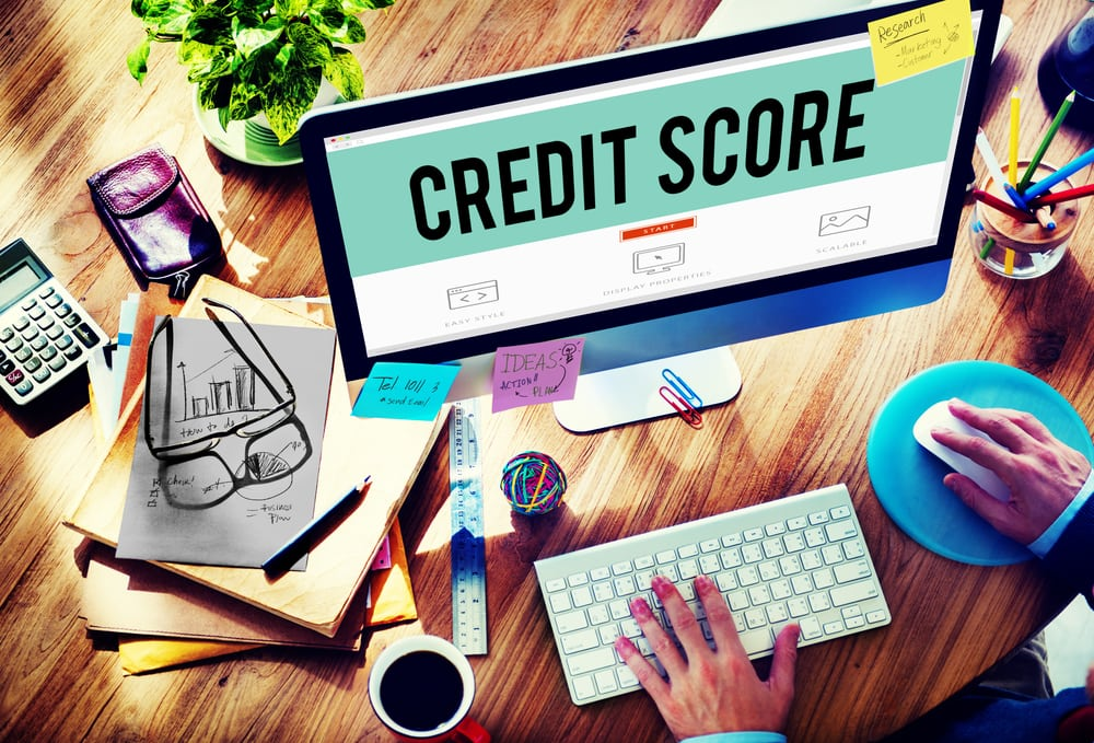 Divorce and credit score