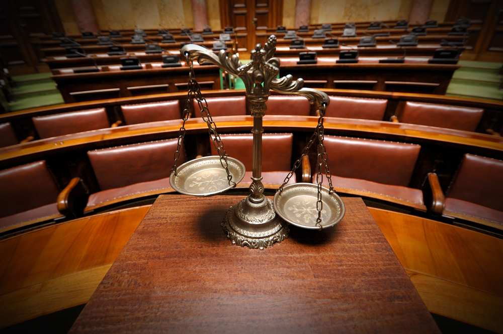Evict a tenant in court